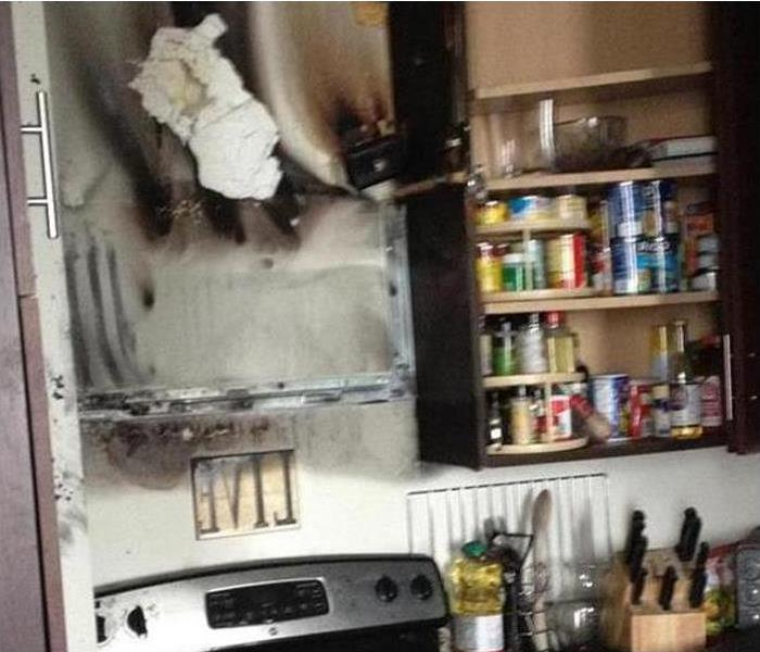 Kitchen fire in Shallotte home Before