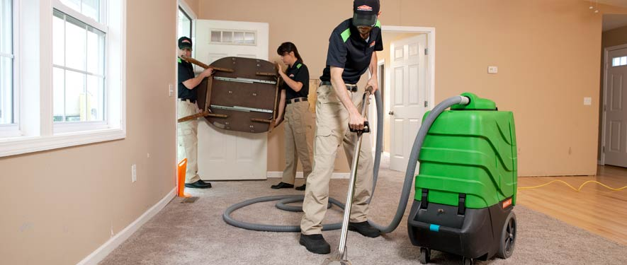 Southport, NC residential restoration cleaning